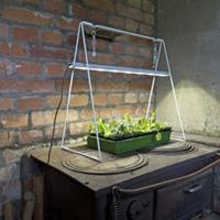 Growlight Duo 20W med stativ-Växtbelysning för uppdragning av plantor med stativ