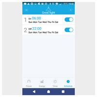 Kontrollenhet Smart Eco timer för smartphone