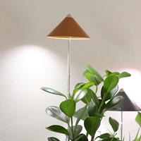 SunLite växtlampa med teleskopstativ, koppar-SunLite växtlampa för inomhusodling