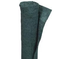 Jutefilt frostskyddsmatta, grön, Isolerande jutefilt