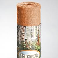 Frostskyddsmatta jutefilt, terrakotta-Frostkyddsmatta vinterskydd