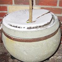 Coco-disc - skyddsmatta, 60 cm,