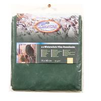 Kronskydd mörkgrön fiberduk 50gr - 2pack,
