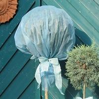 Vinterskydd fiberduk, ice blue-Fiberdukshuva vinterskydd för växter