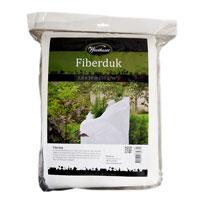 Fiberduk för skydd av växter