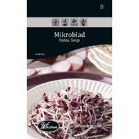Frö för odling av Mikroblad - Rädisa Sango