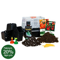 Lilla tomatodlingspaketet-Paketpris produkter för tomatodling