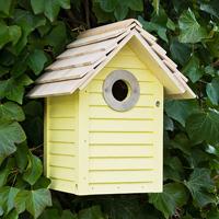 New England fågelholk, Yellow, Fågelholk för småfågel