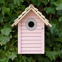 New England fågelholk, Pink, Fågelholk för småfågel