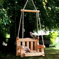 Fågelbord - Swing-Fågelbord - fågelgunga