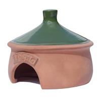 Grodhus - Frogilo Frog & Toad home, Grodhus - bo och övervinting
