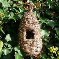 Näste för småfåglar