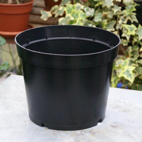 Plastkruka 3 Liter, 3-pack-Plantskolekruka 3 liter