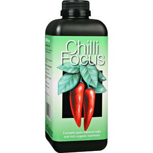 Chilli Focus, Chili- och paprikanäring, 1L, Specialnäring för Chili och paprika annuum