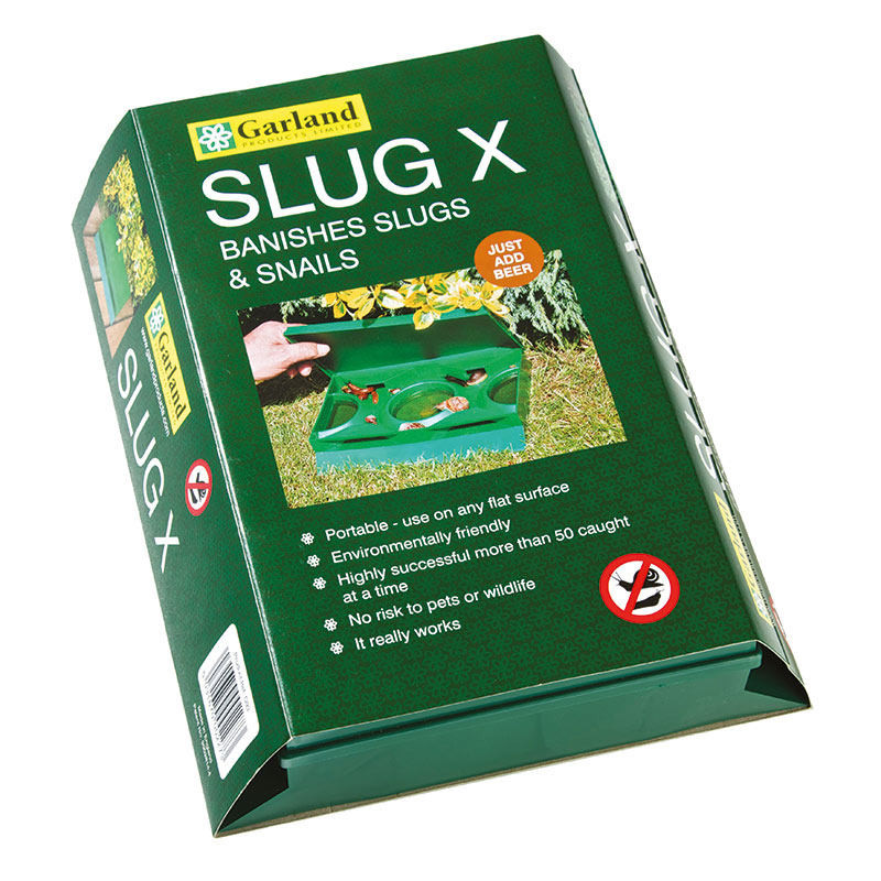 Snigelfällan Slug-X,