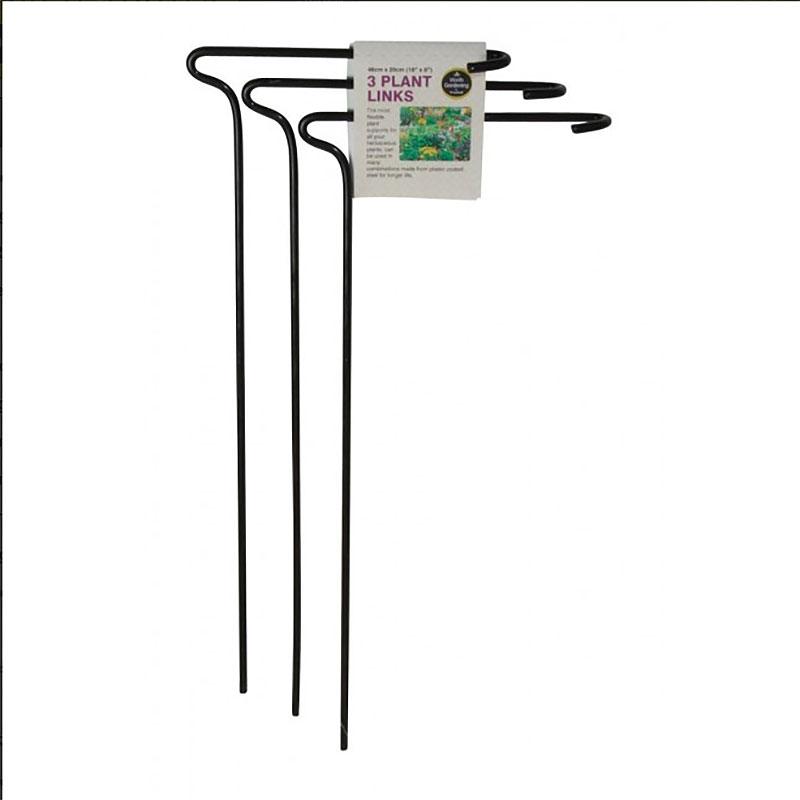 Växtstöd, Plant Link 61 cm, 3-pack, Växtstöd, Plant Link 61 cm, 3-pack