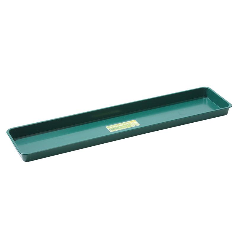 Bricka till fönsterbrädan - stor, Underbevattningsbricka för fönsterbrädan