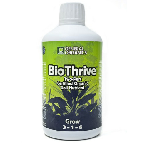 BioThrive Grow, 500ml-BioThrive Grow, 500ml