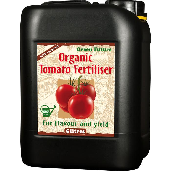 Green Future - Organisk tomatgödning 5 Liter-Green Future - ekologisk tomatgödning
