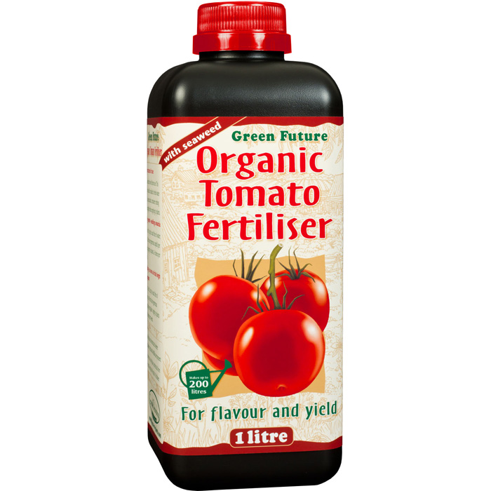 Green Future - Organisk tomatgödning 1 Liter, Green Future - ekologisk tomatgödning