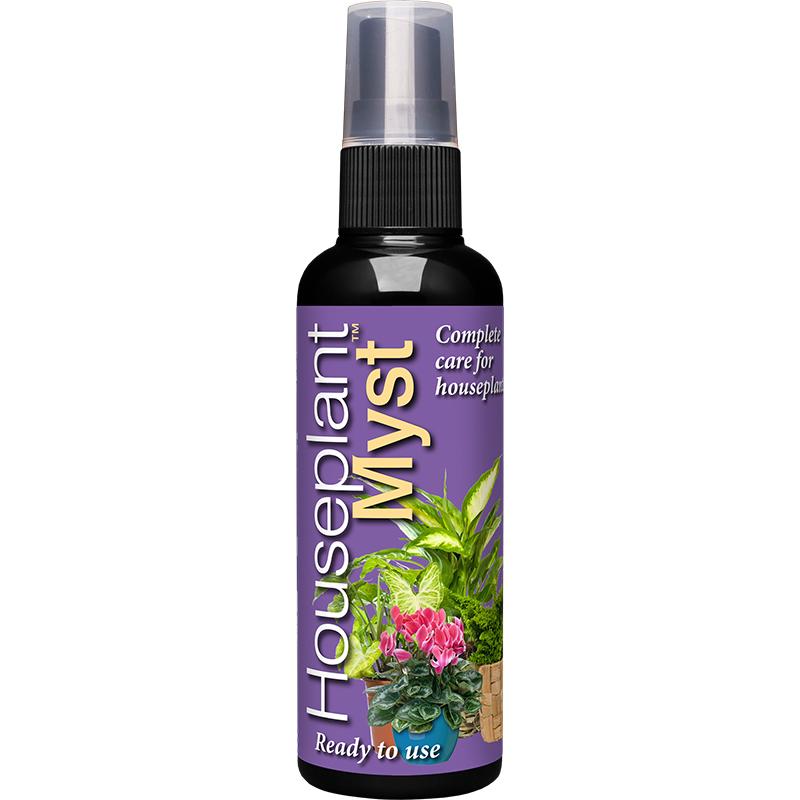 Krukväxtnäring - Houseplant Myst 100ml, Färdigspädd spraynäring för krukväxter