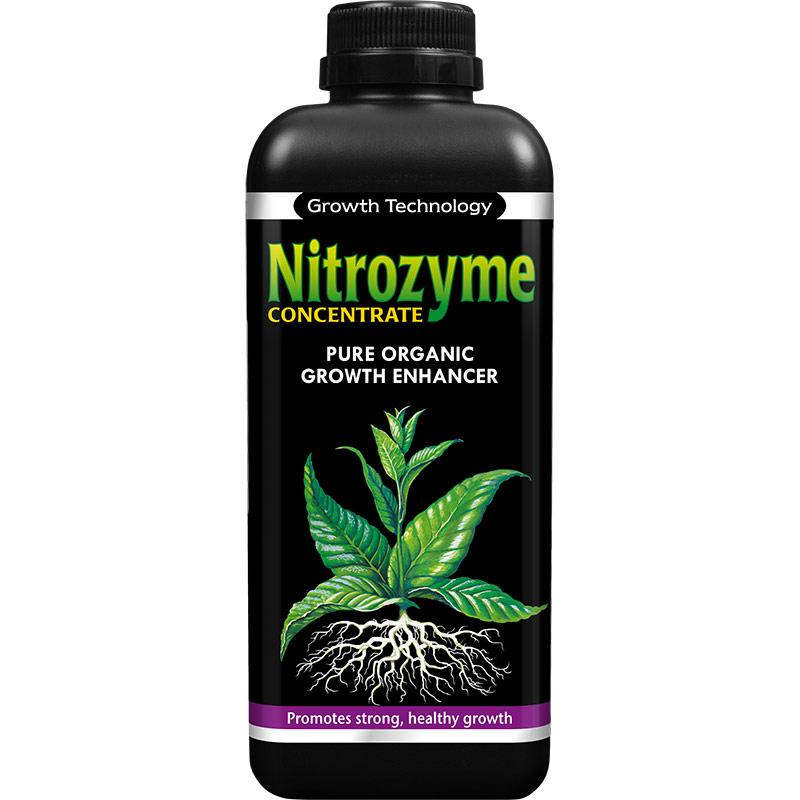 Nitrozyme tillvaxtoptimering för växter