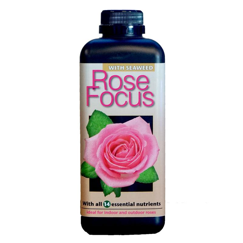 Rosnäring - Rose Focus 1 Liter, Växtnäring för rosor - rosnäring