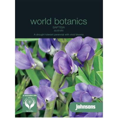 Färgväppling, BAPTISIA australis-Frö till Färgväppling