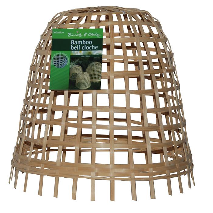 Bambuklocka-Bambuklocka skydd mot skadegörare