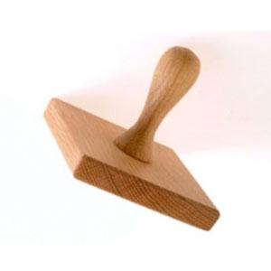 Jordplattare fyrkantig-Jordplattare - fyrkantig för frösådd