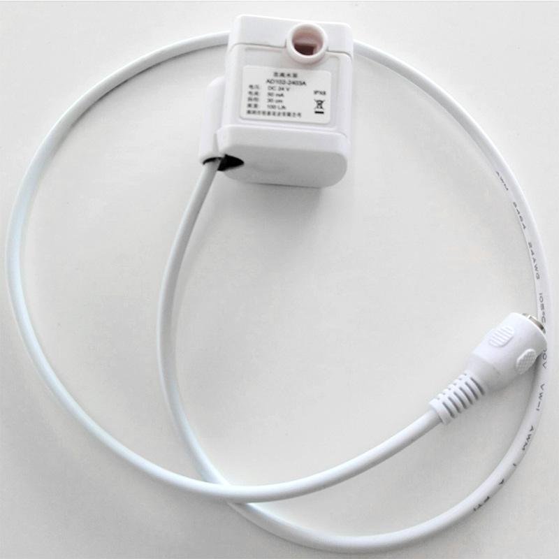Reservdelspump till hydrokultursystem Herbie, modell lysrör