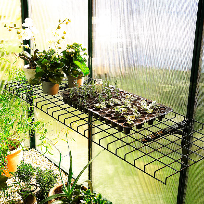 Fällbart växthusbord-Fällbart växthusbord