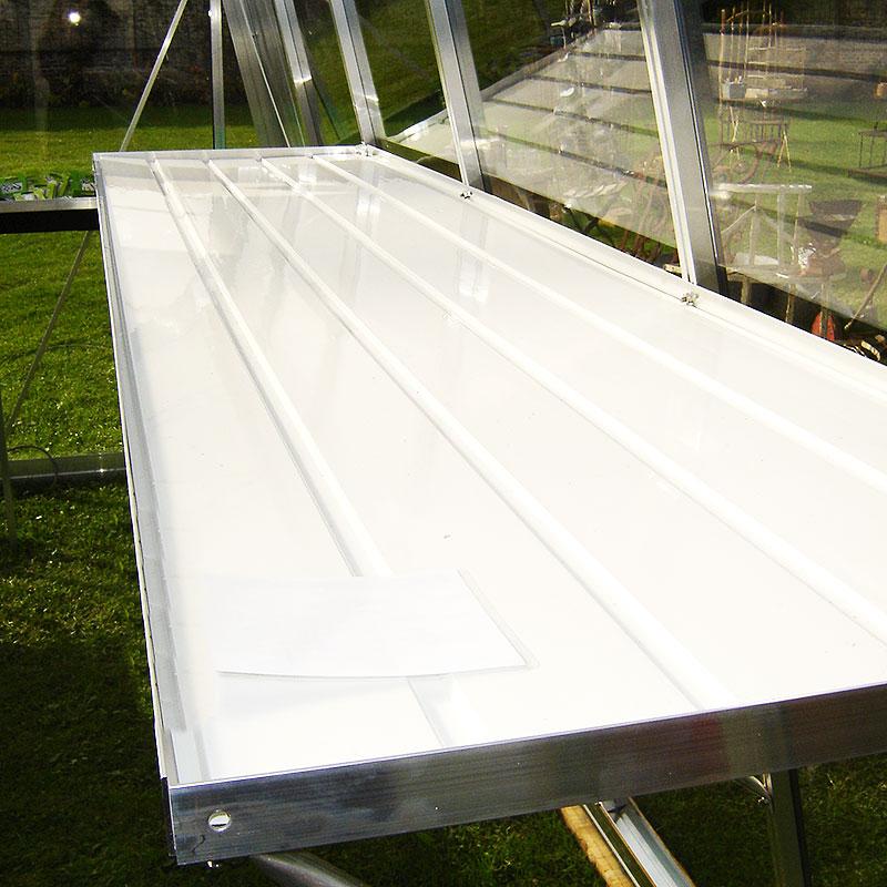 Arbetsbord Universal 225 x 52 cm-Arbetsbord, universal för växthus 225 x 52 cm