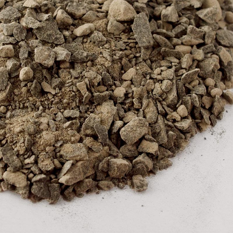 Rockdust - mineralberikande stenmjöl för odlingen