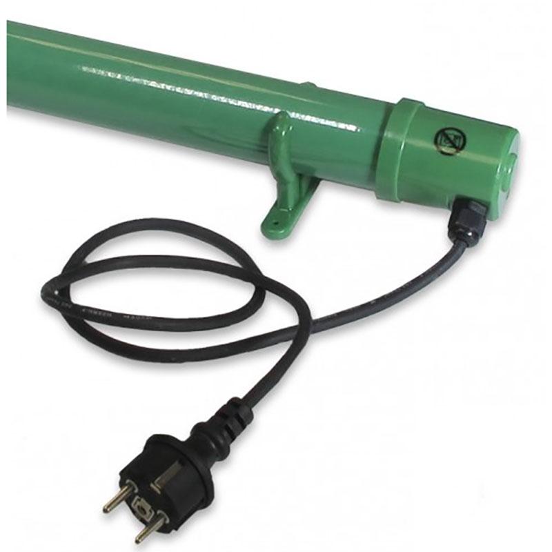 Frostbuster - elektrisk frostvakt 80 W, Frostvakt för övervintring av växter