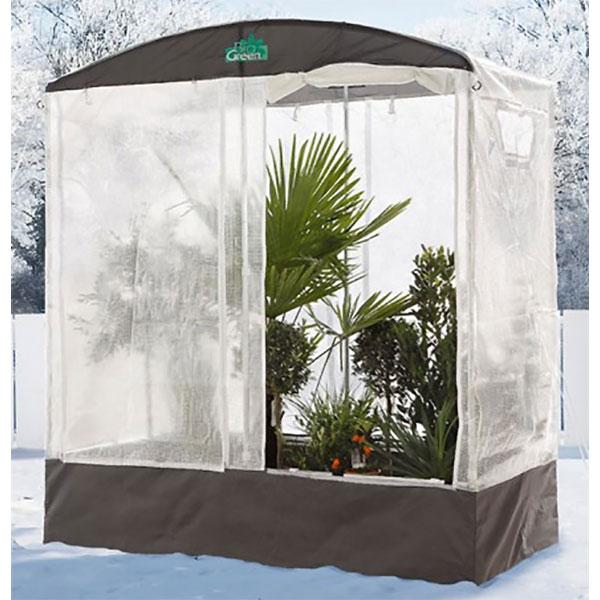 Patioflora 200 växthus/övervintringshus-Patioflora 200 övervintringshus för växter