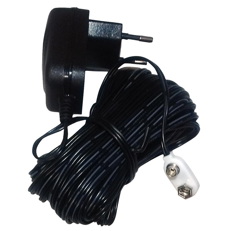 Adapter till ultraljudsfälla-Adapter till ultraljudsfälla mot möss, katt och vilt