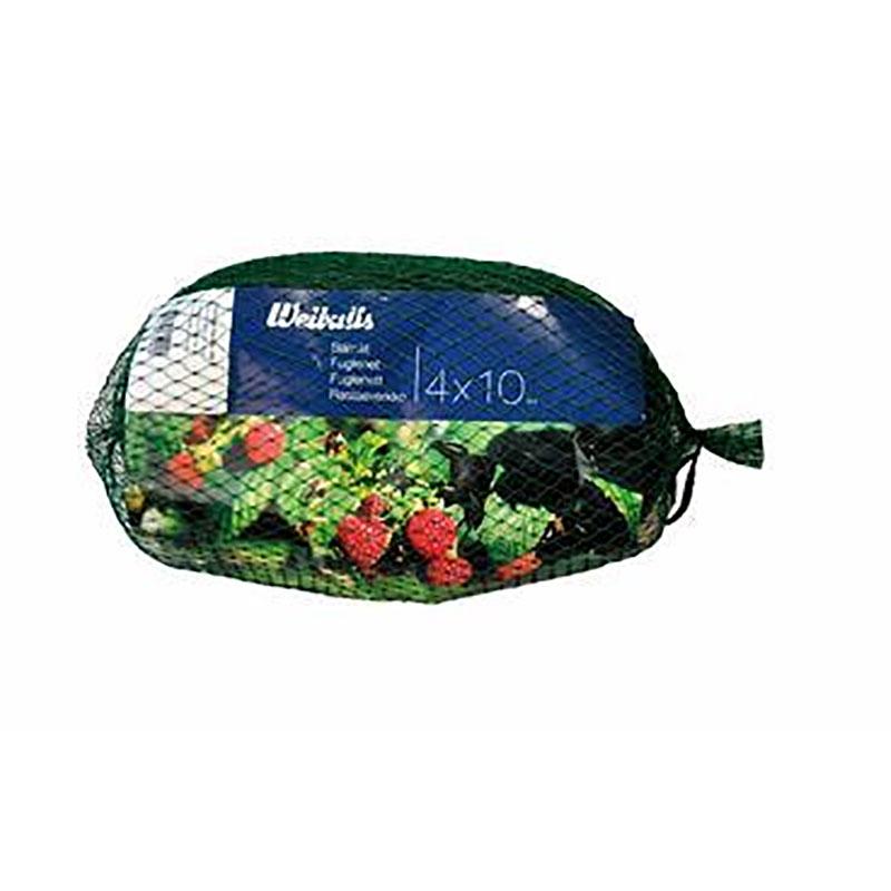 Bärnät  4 x 10 m-Bärnät skydd för frukt- och bärbuskar