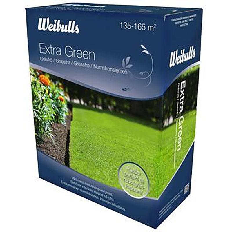 Gräsfrö Extra Green 3 kg-Gräsfrö, Extra Green 3 kg