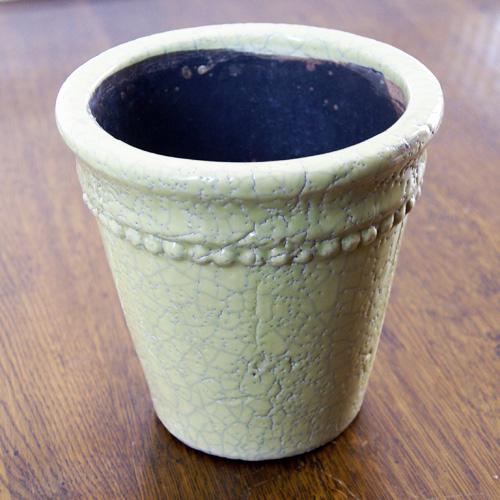Ytterkruka Sedona Grön  - Medium, ytterkruka i grön keramik