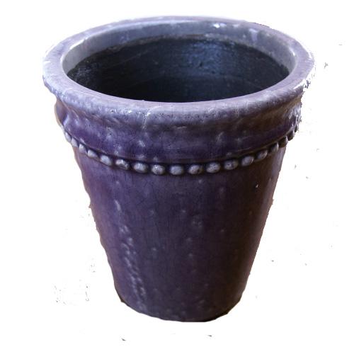 Ytterkruka Sedona Lila - Large-ytterkruka i lila keramik