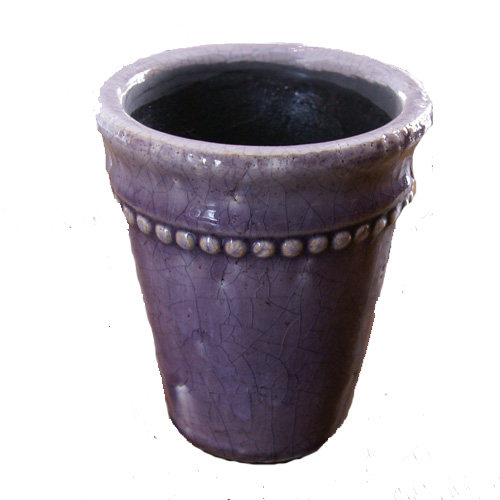 Ytterkruka Sedona Lila - Small-ytterkruka i lila keramik