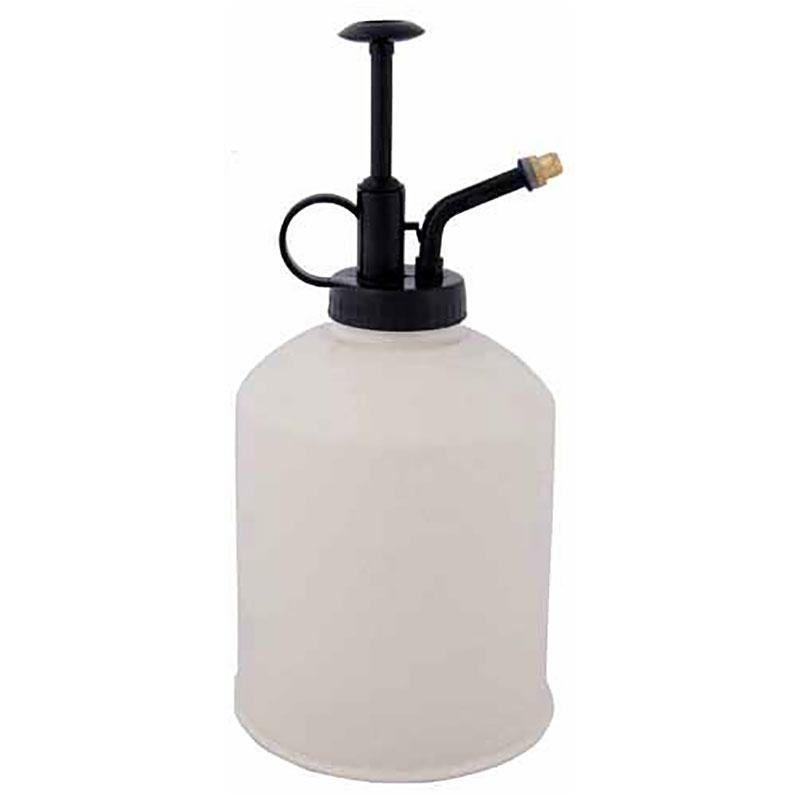 Sprayflaska för växter, vit, stor-Stor blomsterspray, vit