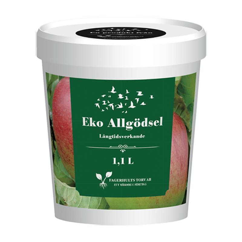 Eko-Allgödsel 1,1 L, Ekologiskt allgödsel 1,1 liter