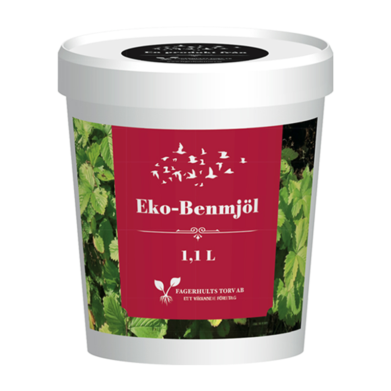 Eko-Benmjöl 1,1 L, Ekologiskt Benmjöl 1,1 liter