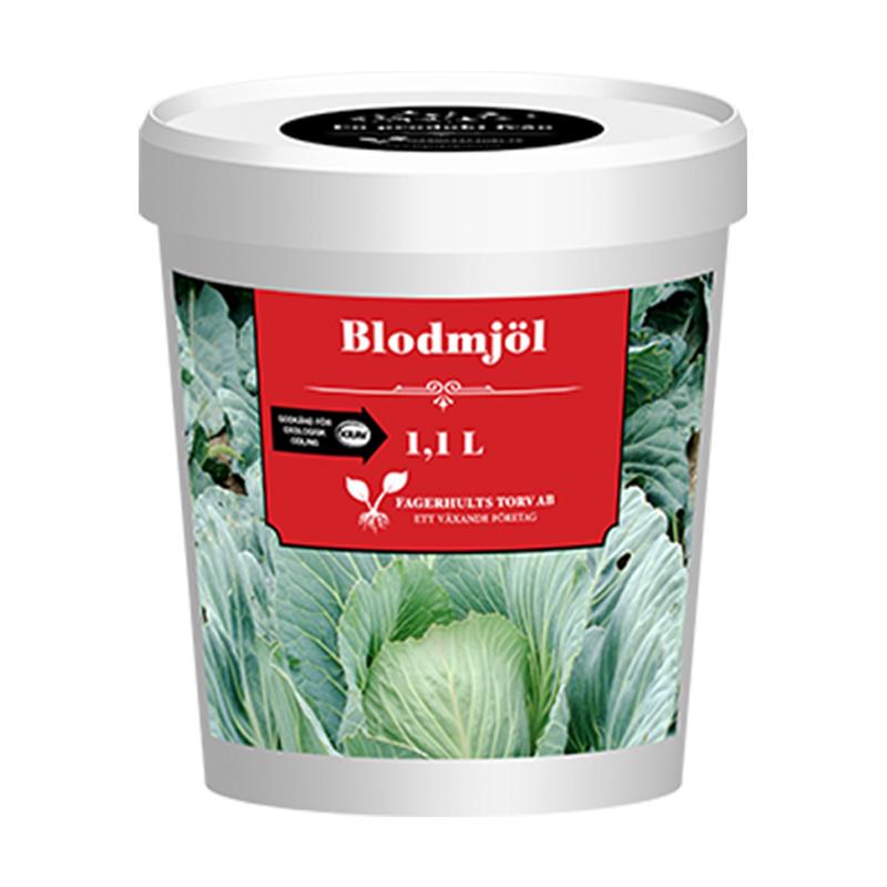 KRAV Blodmjöl 1,1 liter