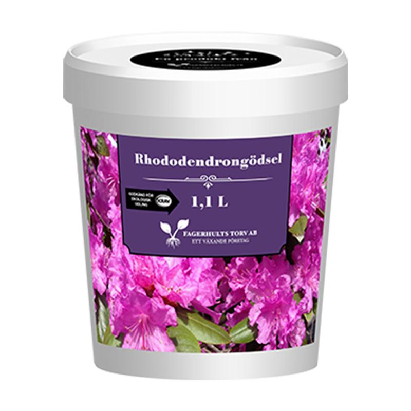 Rhododendrongödsel KRAV 1,1 L, KRAV Rhododendrongödsel 1,1 liter