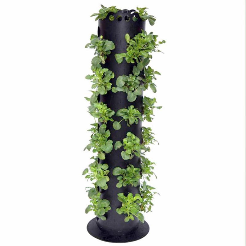 Multikruka Flower Tower för balkong