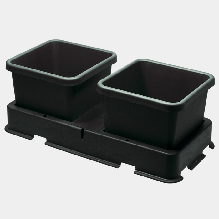 Easy 2 Grow Kit - utbyggnadsmodul, Easy-2-grow-kit automatbevattningssystem ebb-och-flod