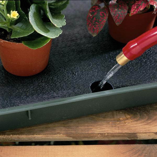 Självvattnande fönsterbricka, Självvattnande bricka för fönsterbrädan